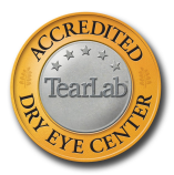 Yasgur Eye Associates is an Accredited Dry Eye Center