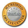 TearLab Osmolarity Test Accredited